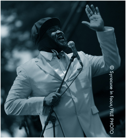 Gregory Porter, the Pied Piper of New School Jazz