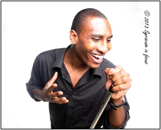 Eric Blackwell, singer