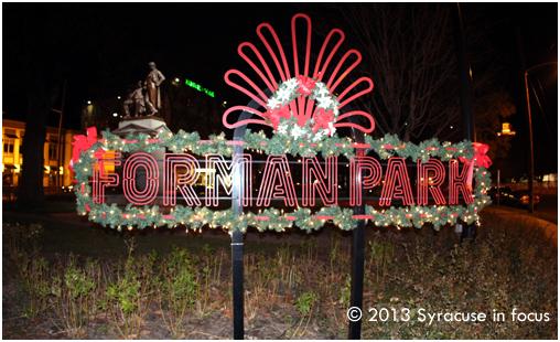 Forman Park