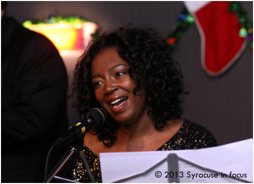 Erika Lovette: A holiday treat at Sitrus