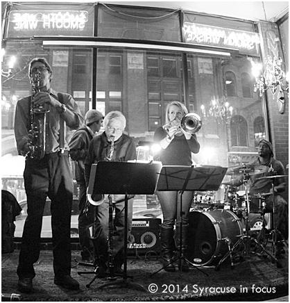 Jesse Collins Trio & Friends