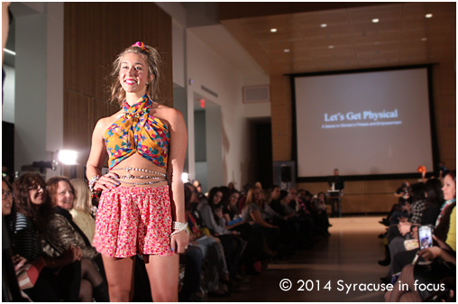 Fashion physicality (a tribute to Betsey Johnson)