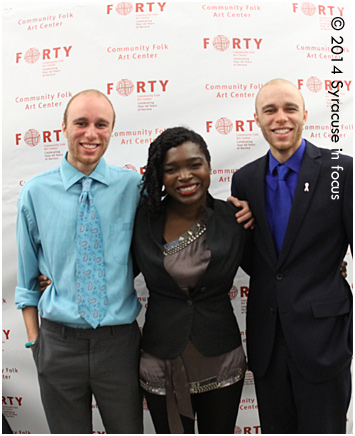 All About Strings: Anthony and Eric McGriff with Mimi Jones