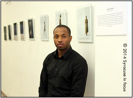 Ousman Diallo from the Bronx