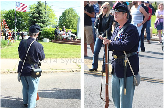 Memorial Day Parade: Eastwood