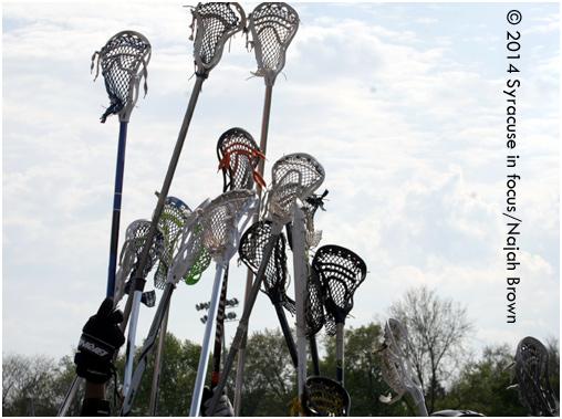 Lacrosse, Pregame