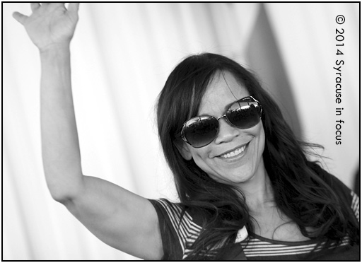 Rosie Perez, actress