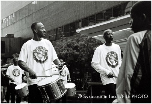 Juneteenth in Syracuse, early 2000s