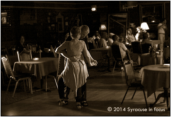 Dance: Sophistication's Cafe, Downtown
