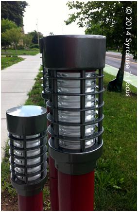 Light Protection, Connective Corridor