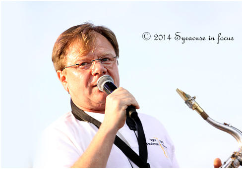 Igor Butman: Muscovite invades the Cuse with his Orchestra