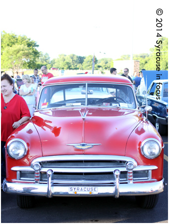 Cuse Car: 1950 Chevy