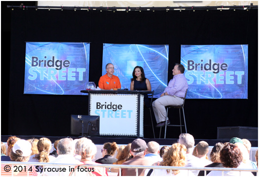 Bridge Street Live (at the Fair) with Acting Fair Director Troy Waffner