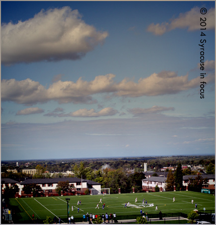 Lemoyne College Soccer (above Springfield Road)