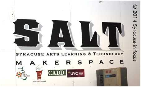 Bringing arts learning and technology to the Near Westside