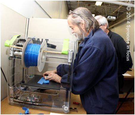 3-D Print Shop