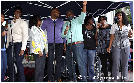 Voices of Syracuse Gospel