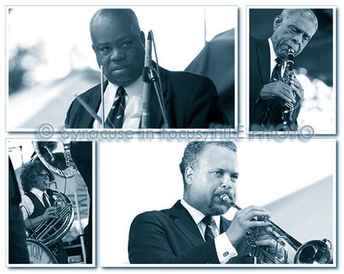 Preservation Hall Jazz Band (at Jazz Fest)