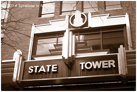 State Tower, Hanover Square