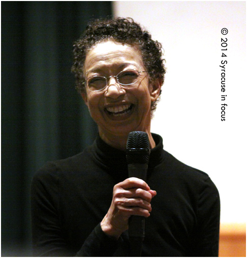 Choreographer Cheryl Wilkins Mitchell (Cold Case Justice Initiative Performance)