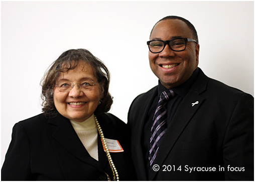 Diane Nash and George Kilpatrick