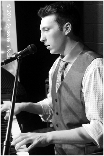 Will Gorman, Holiday Reception, Jazz Centrral