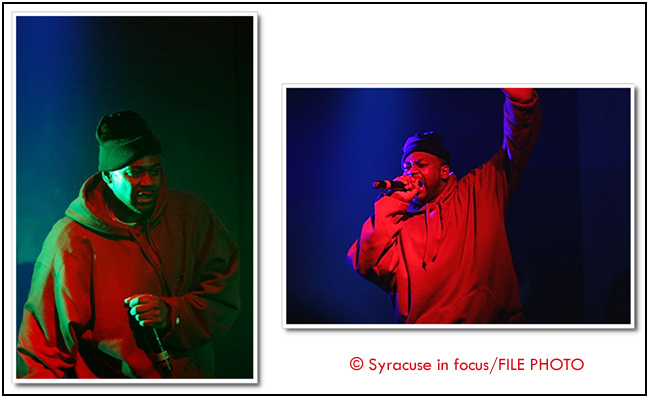 Wu-Tang Clan's Ghostface Killah has a new album (36 Seasons) out this week. He is pictured here during a performance at The Westcott Theater in 2009.