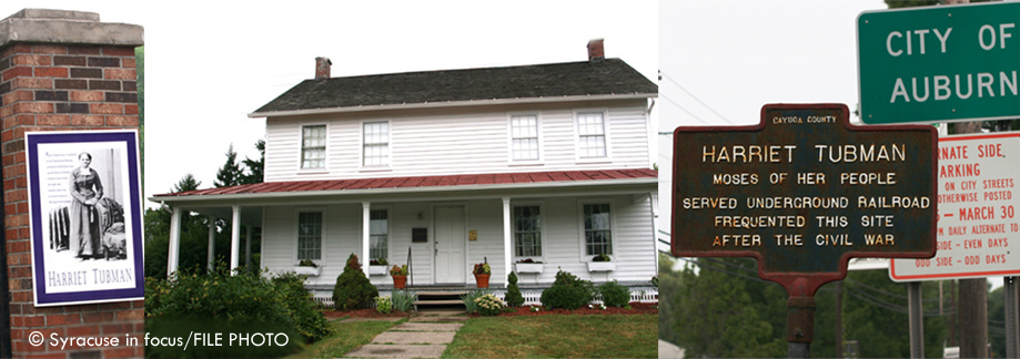 Harriet Tubman Home, <a href=