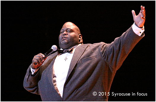 Lavell Crawford, comic
