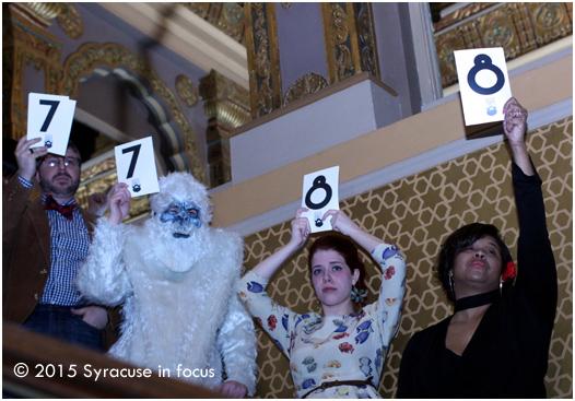 Unusual Suspects: Judges