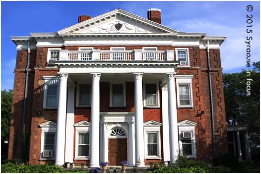Barnes-Hiscock Mansion