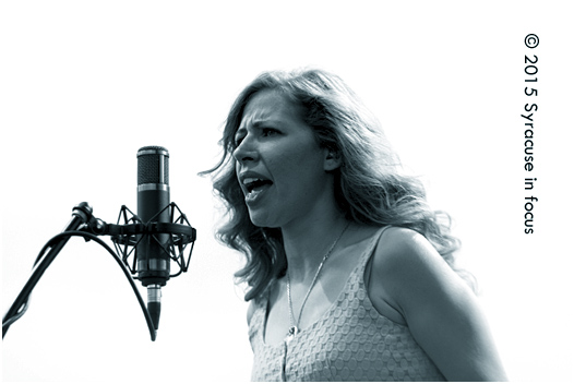 Rachael Price, vocalist, Lake Street Dive (Syracuse Jazz Fest)