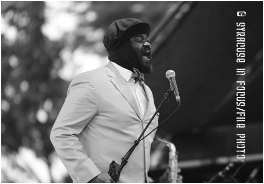 Gregory Porter at Jazz Fest
