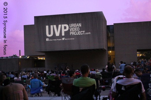 Urban Video Project Cinematheque (Everson Plaza)