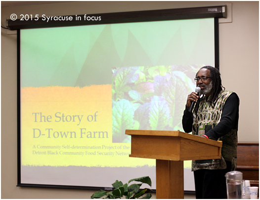 Malik Kenyatta Yakini, Director, Detroit Black Community Food Security Network