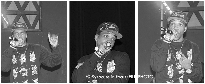 Curren$y was a featured artist at the Westcott Theater in 2012. His album Canal Street Confidential comes out Dec 4. 2015.
