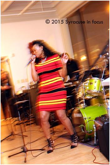 Lydia at CFAC