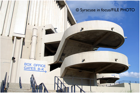 Syracuse's Carrier Dome
