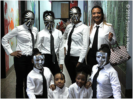 Chosen (mime dance performers).