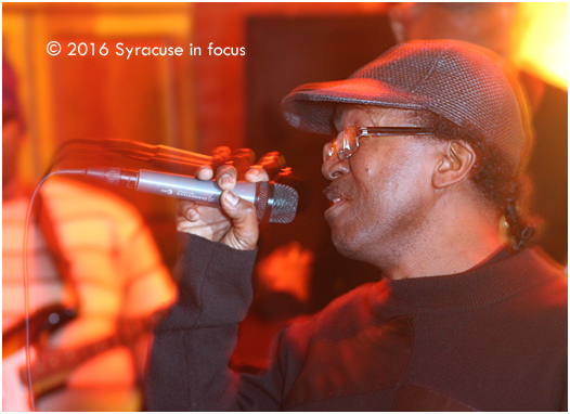 Paul Lee, vocalist (sits in with Dr. Alphonso Sanders at AL's)