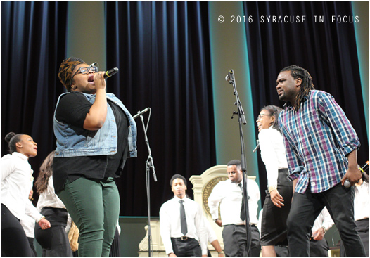 Marissa Janae' and Jamel Jett took the lead during the BCCE set last night.
