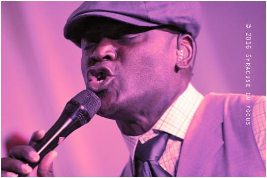 Olaoabule live at the Sheraton Hotel.