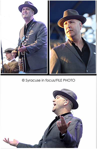 Scotty Morris and his dapper mates, better known as Big Bad Voodoo Daddy will appear at the NYS Fair on Aug. 25. The show is at Chevy Court. Voodoo Daddy appeared at Jazz Fest in 2014.
