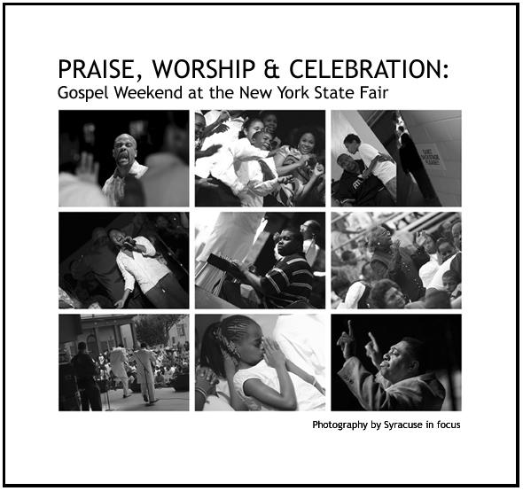 Gospel Weekend, NYS Fair
