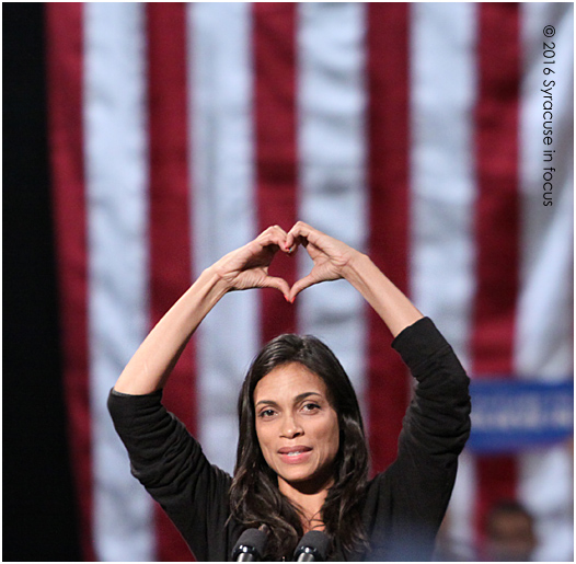 Rosario Dawson: From Film to Politics to Media