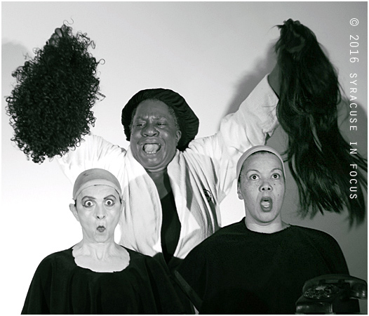 The Colored Museum Hairpieces (PRPAC)