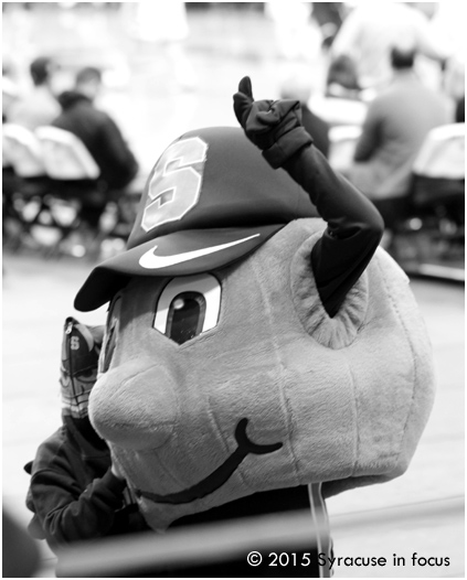 Otto the Orange was named the number one mascot in the ACC.