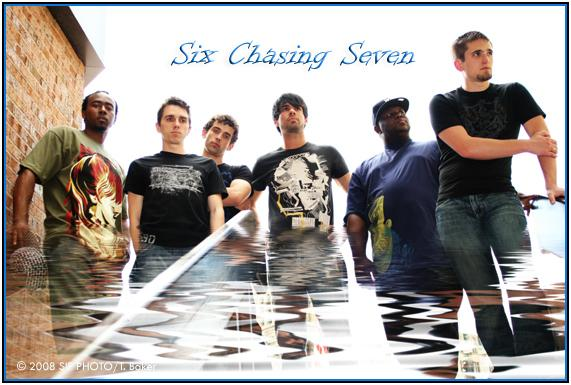 The Virginia-based band Six Chasing Seven performed in Syracuse in 2008.