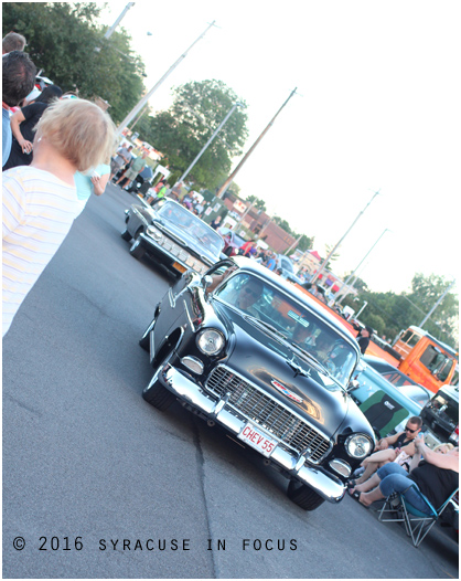 Syracuse Nationals Weekend