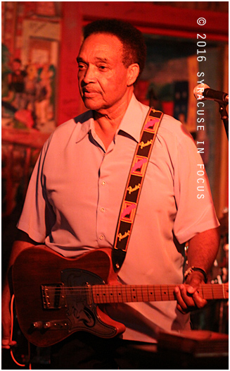 Johnny Rawls played the Dinosaur BBQ in Rochester and Syracuse this week.
